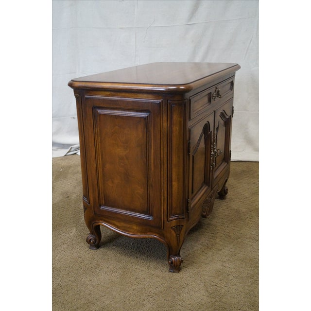 Karges Louis XV-Style Nightstand - Image 3 of 10