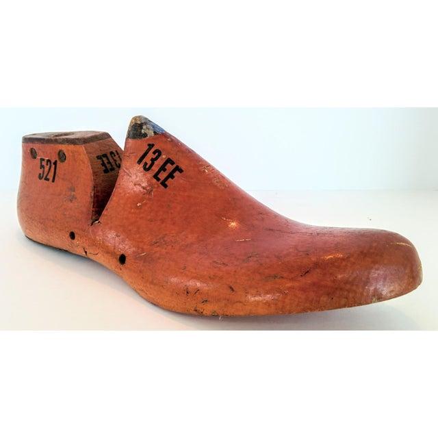 Vintage Shoe Form For Sale - Image 5 of 8