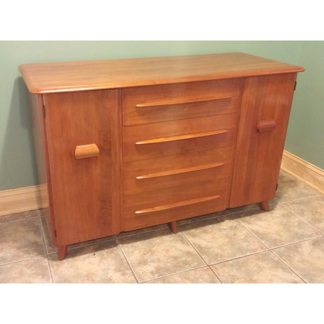 Carl Bissman Danish Modern Credenza For Sale - Image 4 of 11