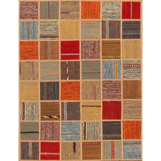 21th Century Persian Flat-Weave Rug For Sale