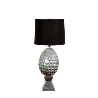 Arthur Court Pineapple Table Lamp For Sale