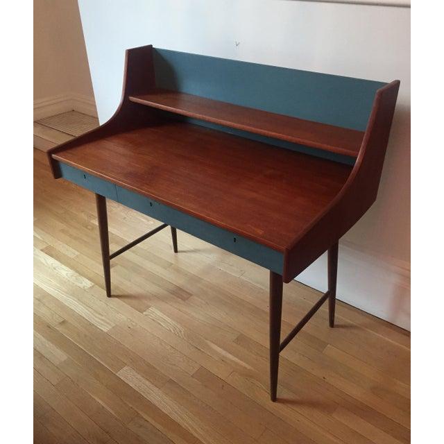 Mid-Century Danish Writing Desk - Image 2 of 9