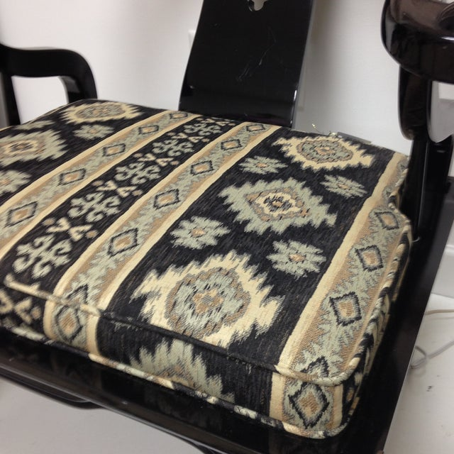 James Mont Style Ming Chair - Image 4 of 4