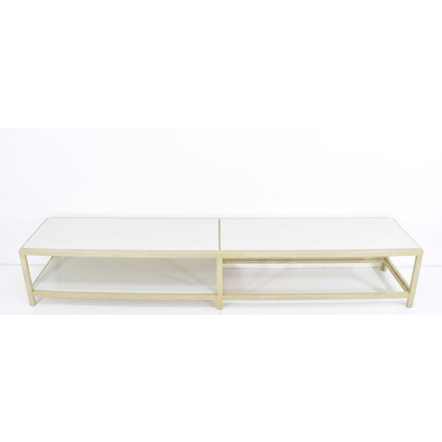 Ash Dunbar Coffee Table or Bench in Light Ash For Sale - Image 7 of 11