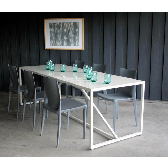 """Bellini"" Chairs by Mario Bellini for Heller, Set of 6 For Sale - Image 11 of 13"