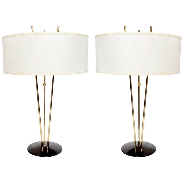 Gerald Thurston for Lightolier Table Lamps - Image 8 of 8