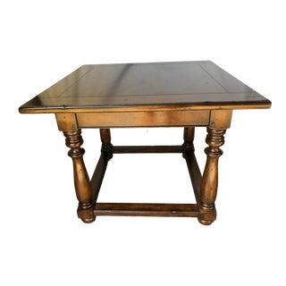 Ralph Lauren Rustic Accent Table For Sale