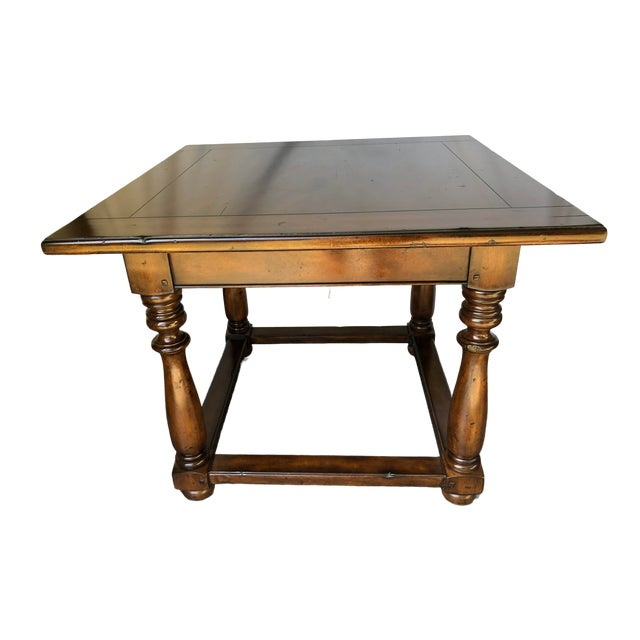 Ralph Lauren Tavern Accent Table For Sale