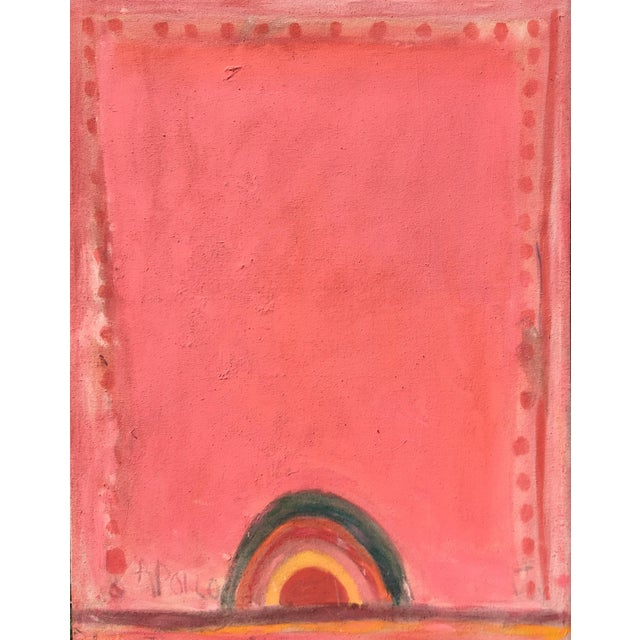 Sean Kratzert 'Apollo' Abstract Painting by Sean Kratzert For Sale - Image 4 of 4