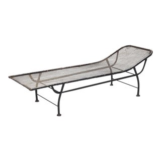 Industrial Daybed in the Manner of Jean Prouve, 1930 For Sale