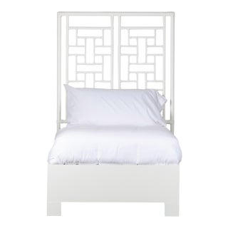 Ohana Bed Twin Extra Long - White For Sale