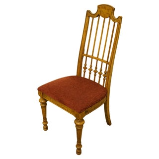 Drexel Furniture Velero Collection Mediterranean Style Dining Side Chair Preview