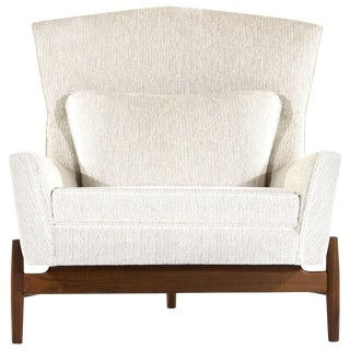 Big Chair by Jens Risom For Sale