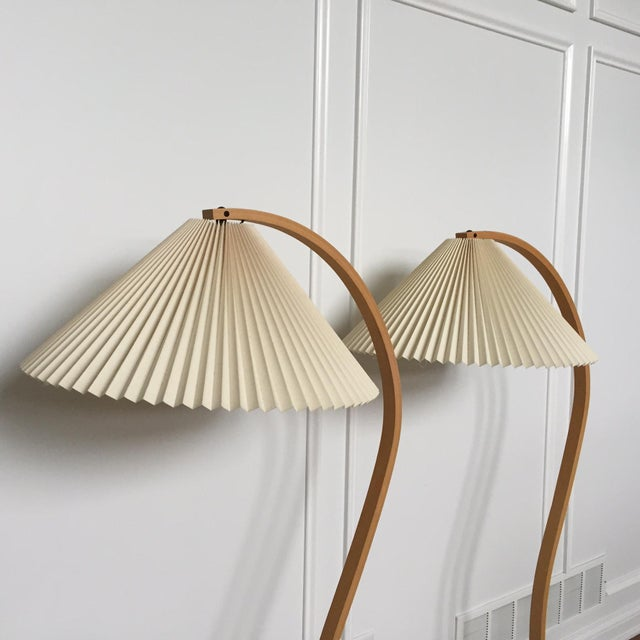 Caprani Standing Lamps - A Pair - Image 6 of 11