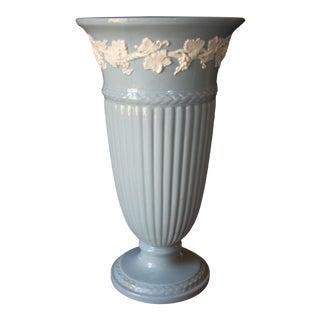 Vintage Wedgwood Pottery Vase For Sale