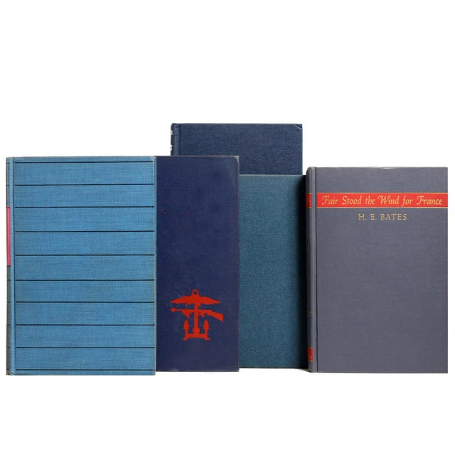 Assorted Mid-Century Books in Blue - Set of 20 - Image 2 of 2