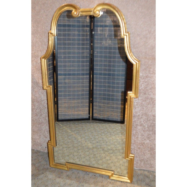 Vintage Palladio Italian Shaped Wall Mirror For Sale - Image 11 of 11