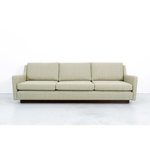 Milo Baughman Mid-Century Modern Sofa - Image 2 of 11
