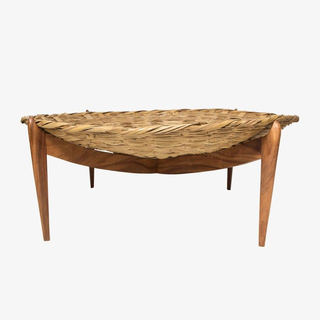 Solaria Mesa Canasta/ Basket Table Designed by Gabriela Valenzuela-Hirsch For Sale In New York - Image 6 of 6