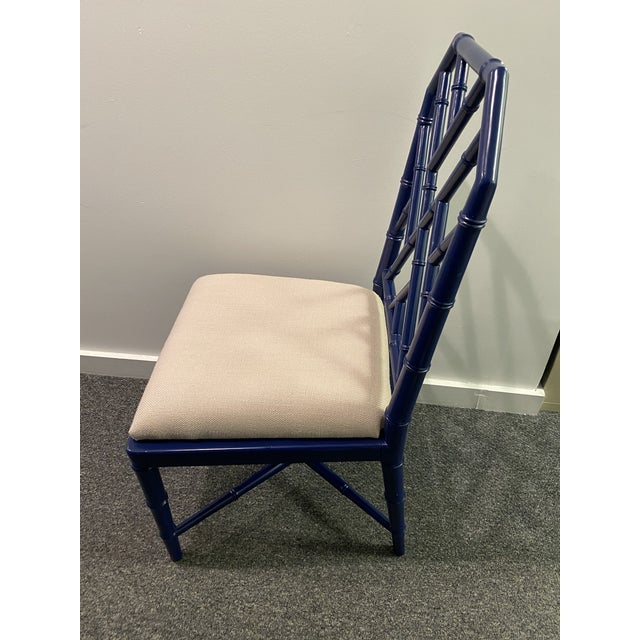 Asian Bungalow 5 Jardin Side Chair For Sale - Image 3 of 9
