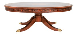 Image of Oval Coffee Tables