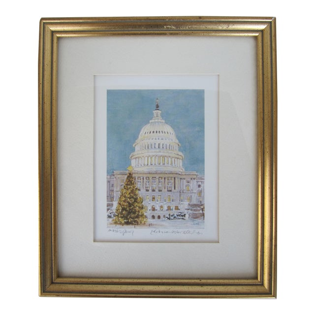 Christmas at the Capitol, Artist Proof - Image 1 of 8