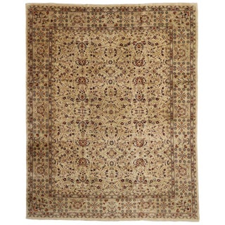 Late 20th Century Pakistani Persian Style Area Rug - 12′ × 15′1″ For Sale