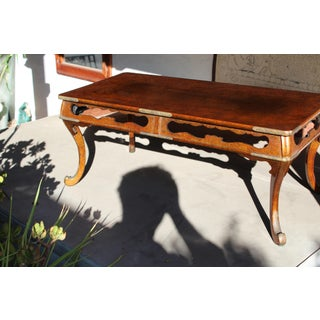 19th Century Japanese Meji Mrs Armour Bought From Richard Gump Coffee Table Preview