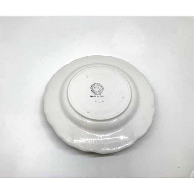 Olive Trompe l'Oeil Bowl For Sale - Image 4 of 6