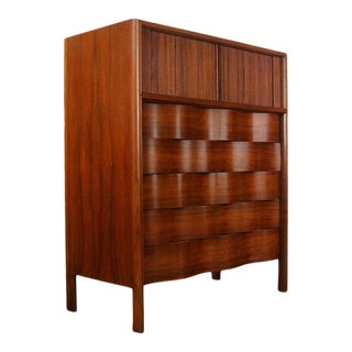 Edmond Spence Tall Chest of Drawers, Sweden For Sale