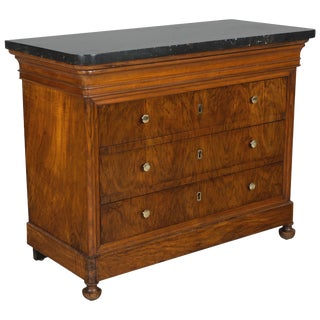 19th Century, French Louis Philippe Child's Chest For Sale