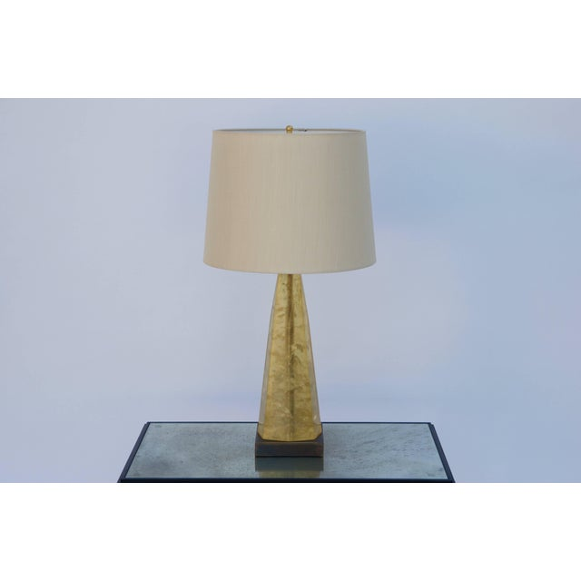 1970s 1970s Fractal Resin Lamp in the Style of Marie-Claude De Fouquières For Sale - Image 5 of 5