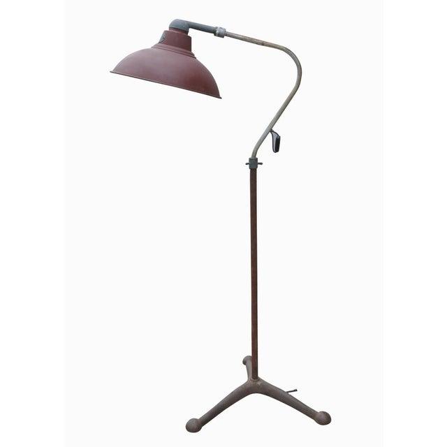 Desert Air Maker Industrial Floor Lamp - Image 3 of 7