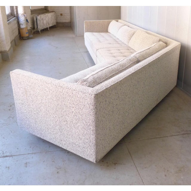Harvey Probber Sectional Sofa by Harvey Probber For Sale - Image 4 of 7