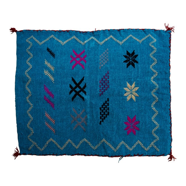 Moroccan Handmade Pillow - Image 1 of 5