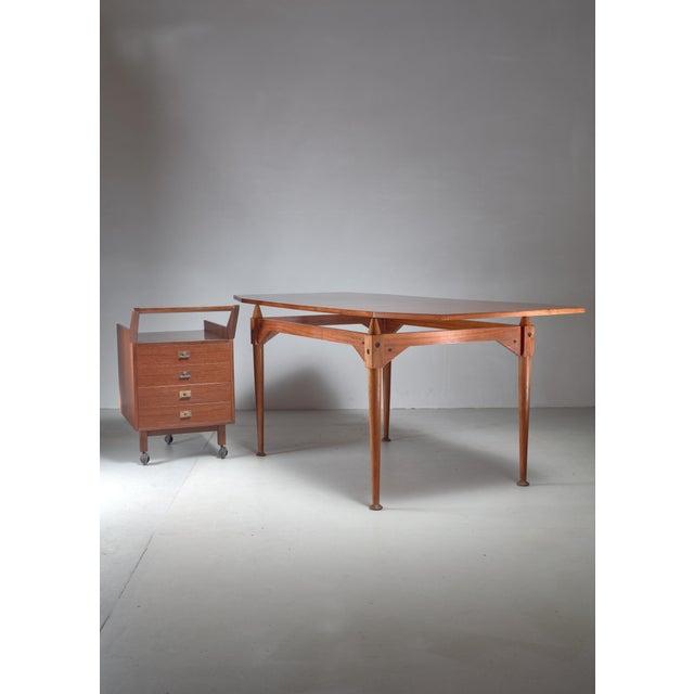 1950s Franco Albini Tl3 Desk for Poggi, Italy, Early 1950s For Sale - Image 5 of 5