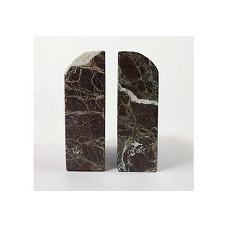 Large Domed Onyx Bookends, Pair Preview