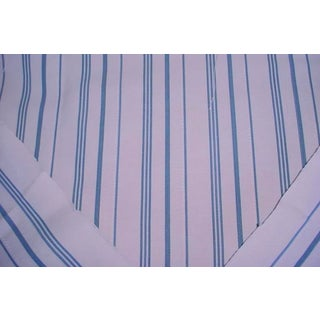 Ralph Lauren Annick Ticking Fabric For Sale