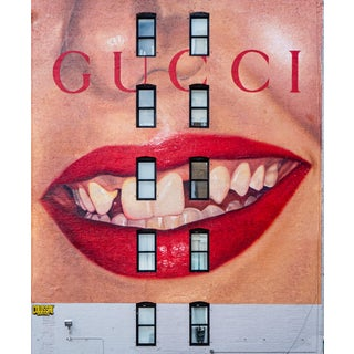 """""""Gucci - SoHo"""" Contemporary Street Art Photograph For Sale"""