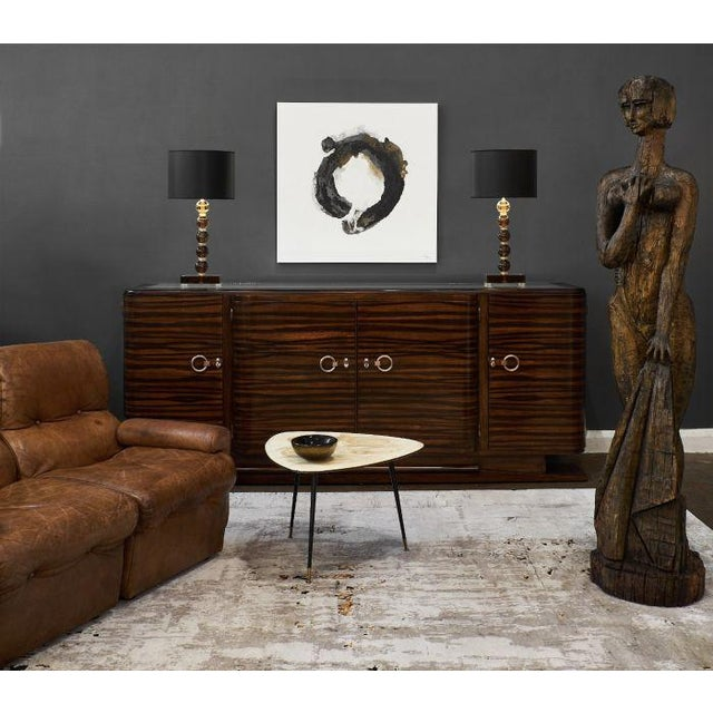Mid-Century Modern Life Size Statue of Annabel Buffet For Sale - Image 3 of 11