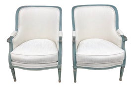 Image of Lights Bergere Chairs
