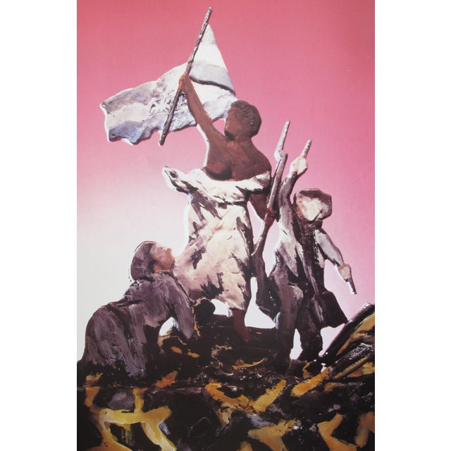 Date: 1989 Size: 23.5 x 33 inches Artist: Streitenfeld, Dirk About The Poster: In 1989, to celebrate the bicentennial of...