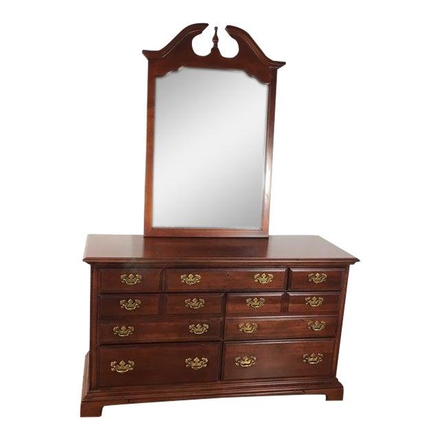 Antique Georgian Style Dresser For Sale