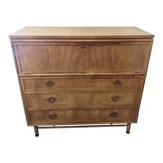 1950s Vintage Renzo Rutili for Johnson Hadley Johnson Chest of Drawers For Sale