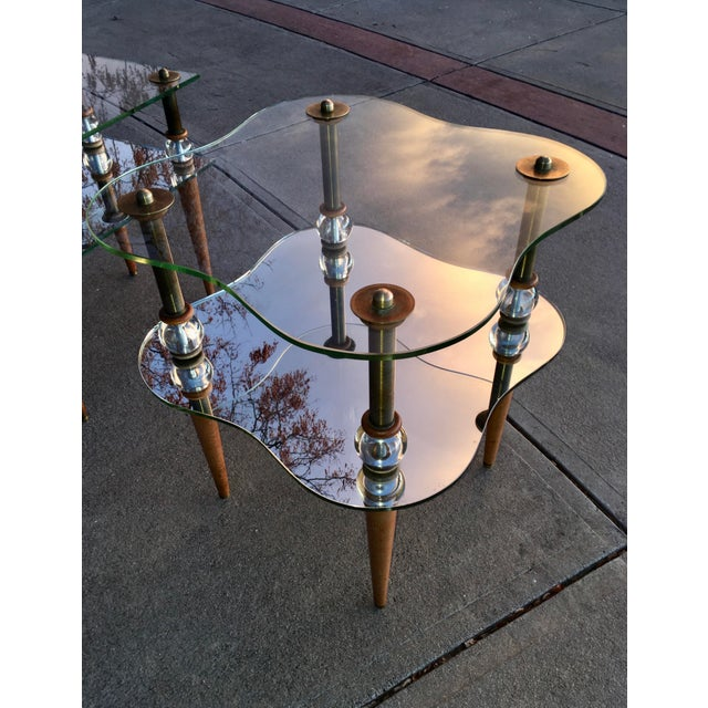 Mid-Century Modern Cloud Table Manner of Gilbert Rhode For Sale - Image 13 of 13