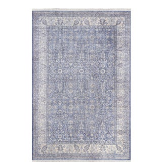 Momeni Helena Ananya Blue 2' X 3' Area Rug For Sale