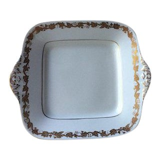 Vintage Wedgewood Cake Tray For Sale