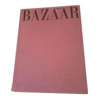 100 Years of Harper's Bazaar 1967 First Printing Book For Sale