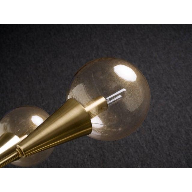Sputnik Chandelier For Sale - Image 10 of 11