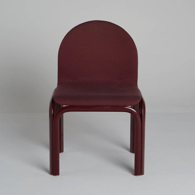 Gae Aulenti Knoll Model No. 54a Dining Set For Sale - Image 5 of 9